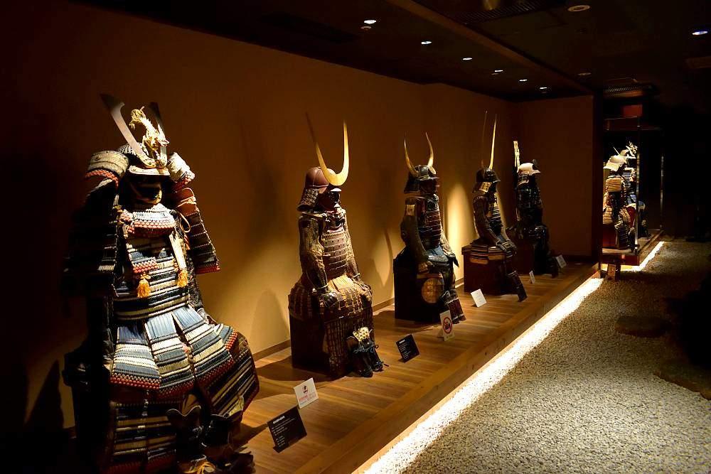 Musée du Samouraï à Tokyo