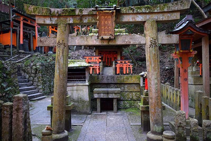 Sanctuaire Shinto