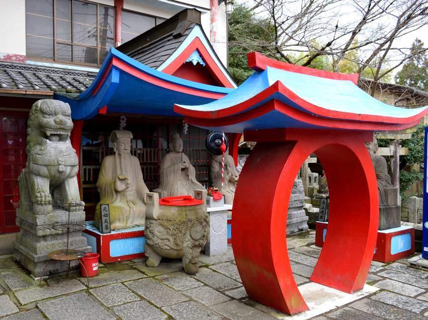 Shinto porte