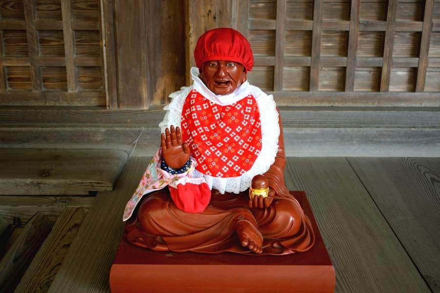 Akashagarbha bouddha