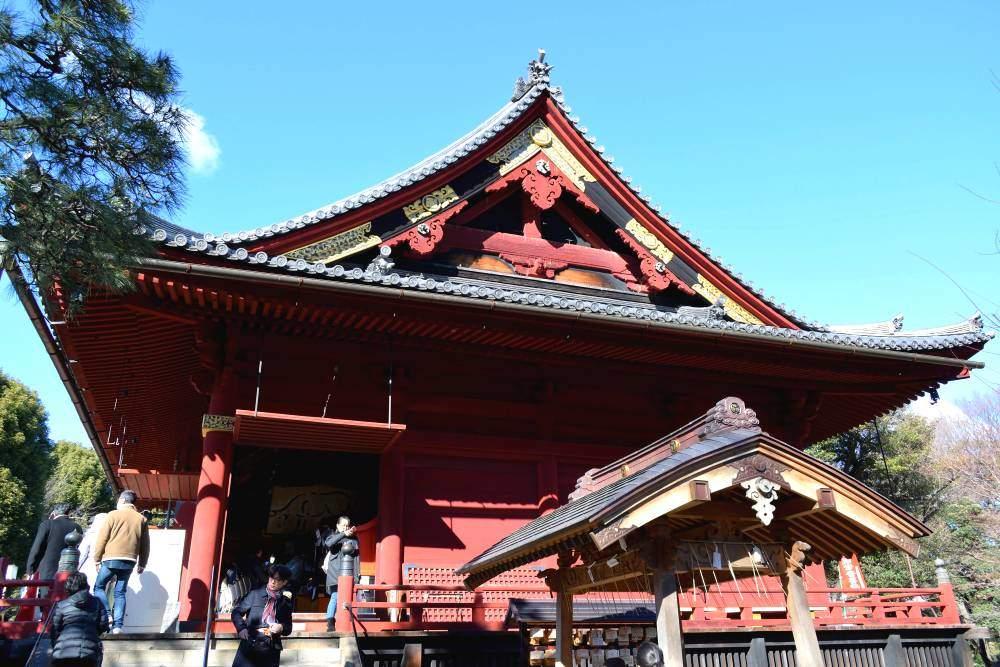 Temple Kiyomizu Tokyo