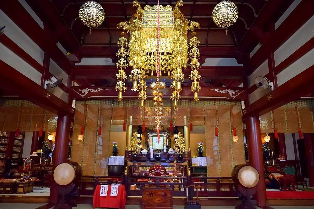 Temple du parc Ueno