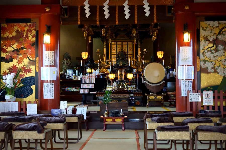 Temple Shinobazu