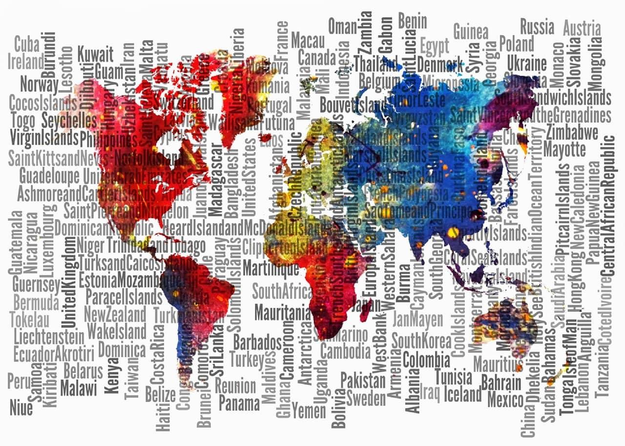 Combien de pays dans le monde
