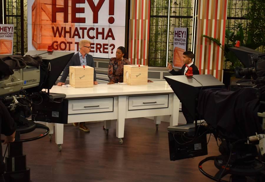 Assister à une émission de TV
