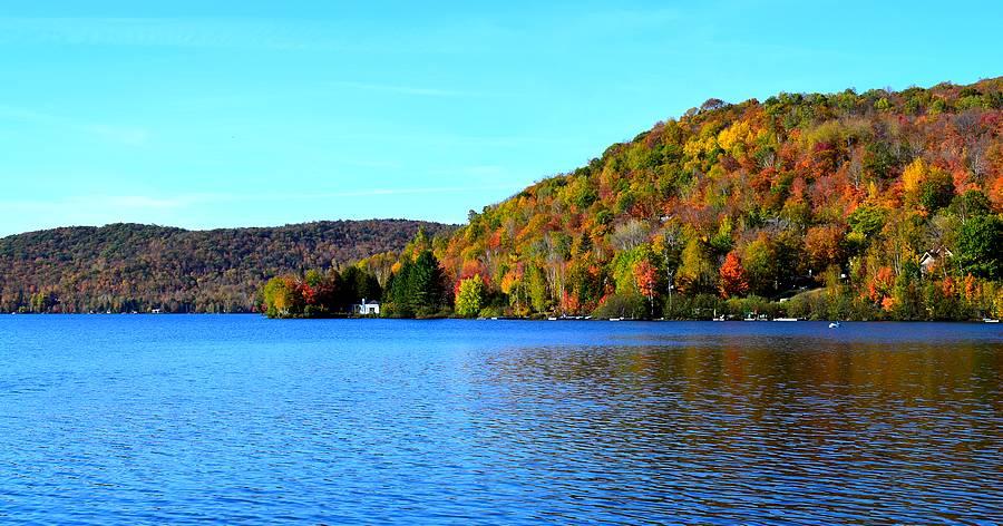 Lac Québec été indien
