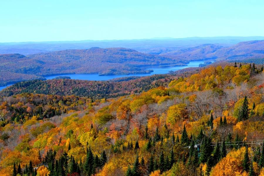 Mont Tremblant Québec