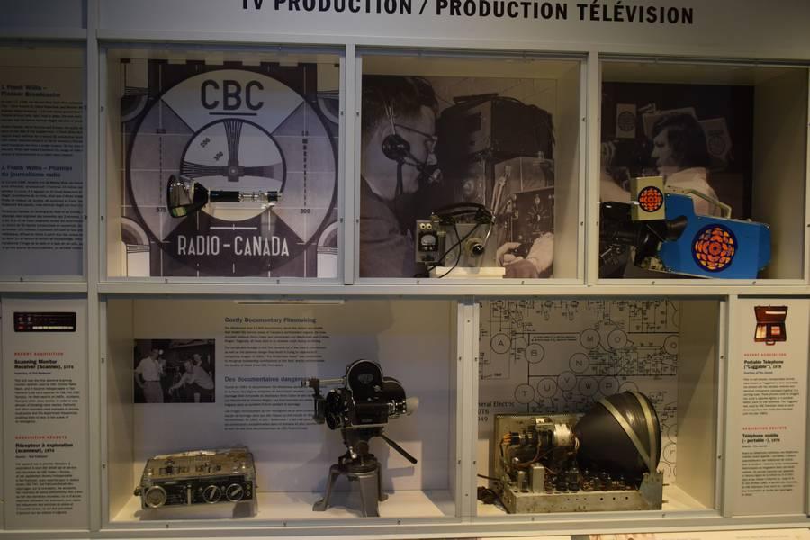 Musée de la radio Toronto