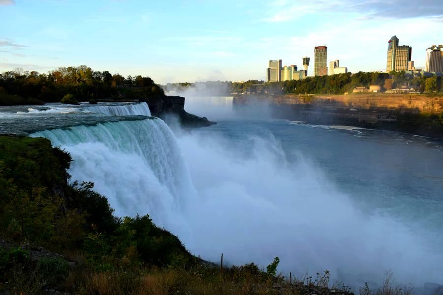 Niagara aux Etats-Unis