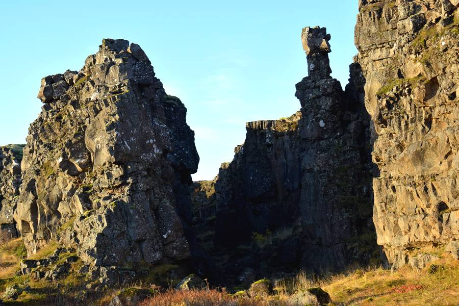 parc Thingvellir islande