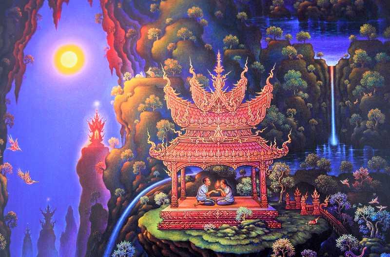 Chalermchai Kositpipat peinture