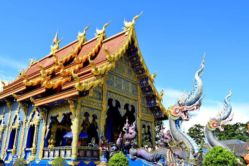 Wat Rong Seua Ten