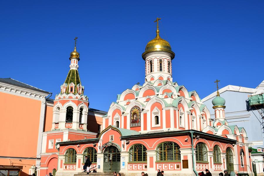 cathedrale de kazan