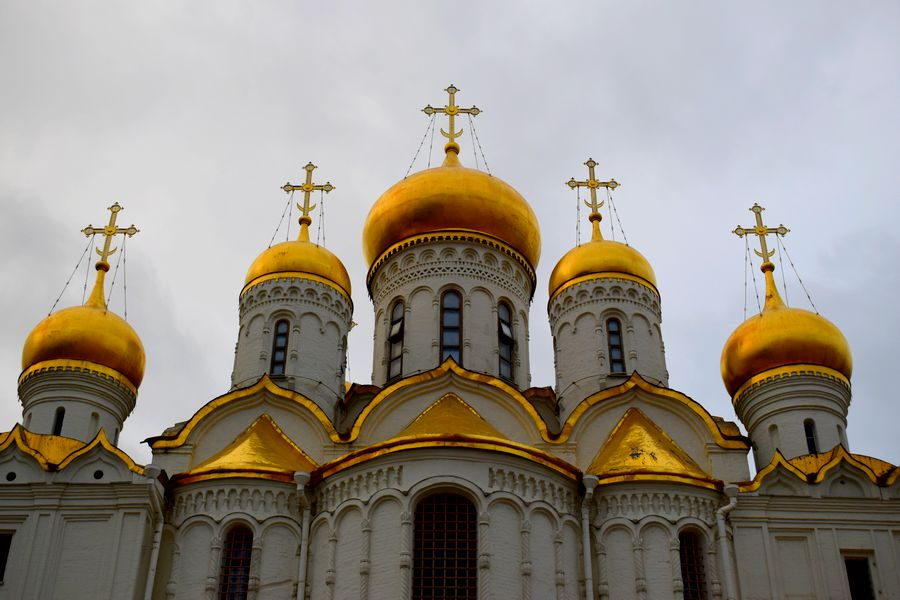 cathedrale kremlin moscou