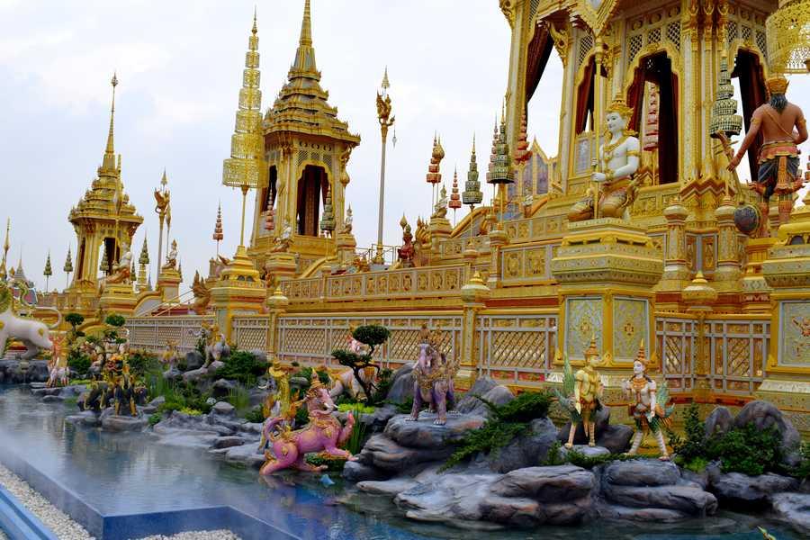 Crématorium Bangkok