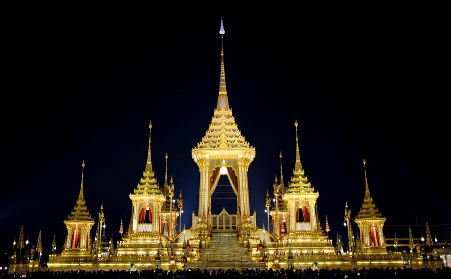 Crématorium royal Bangkok