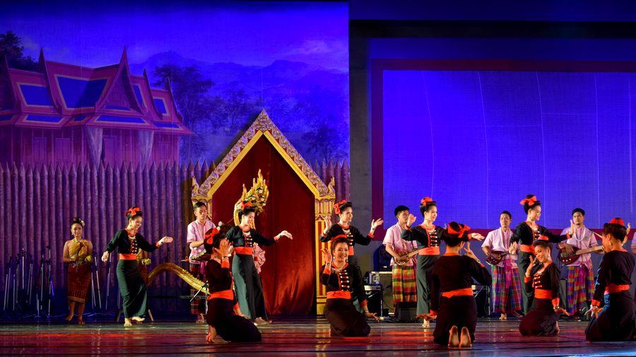 Danse Thailande
