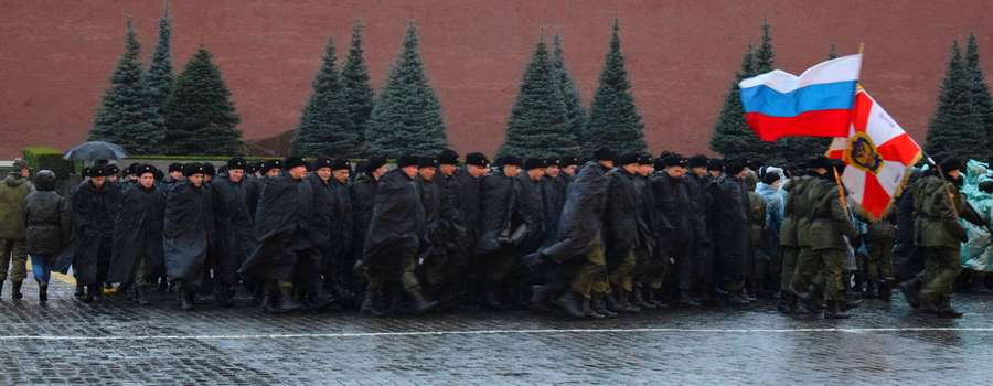 defile militaire moscou