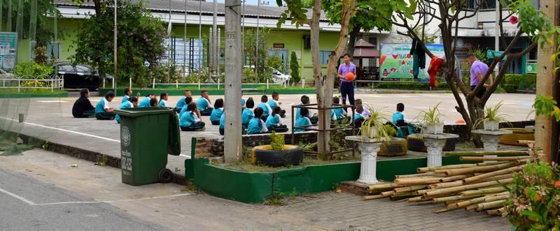 école Chiang Mai