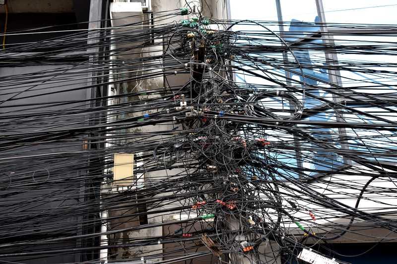 fils electriques thailande