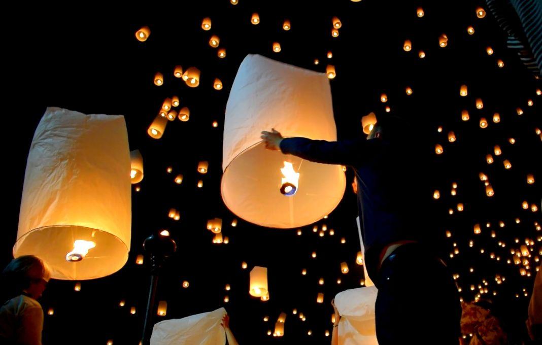 lanternes chiang mai