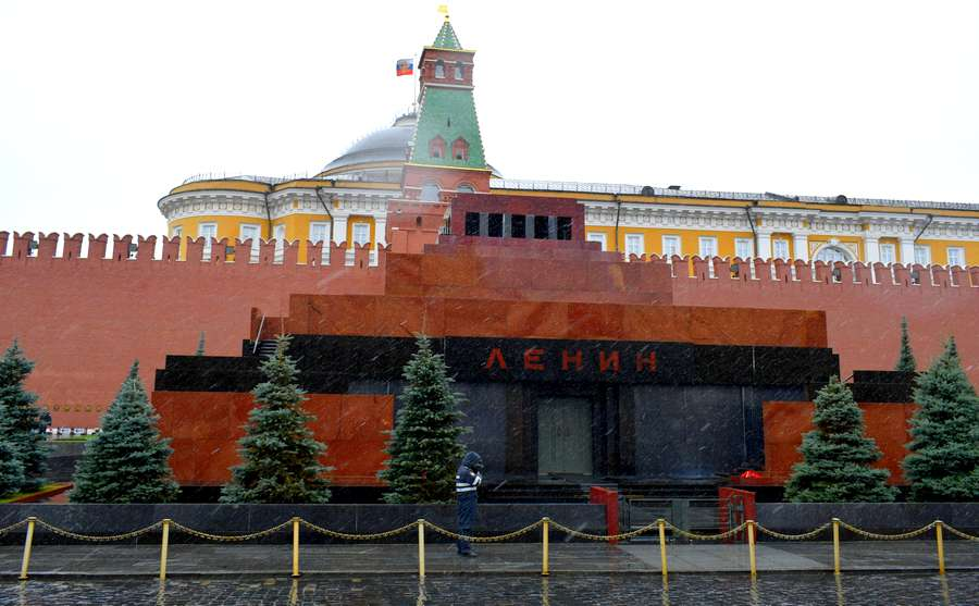 mausolee de lenine