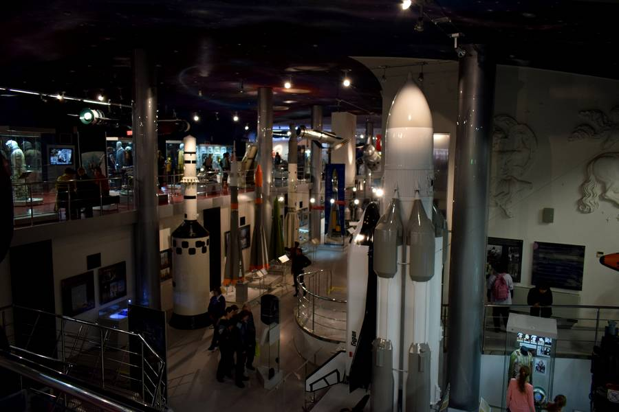 musee astronautique moscou