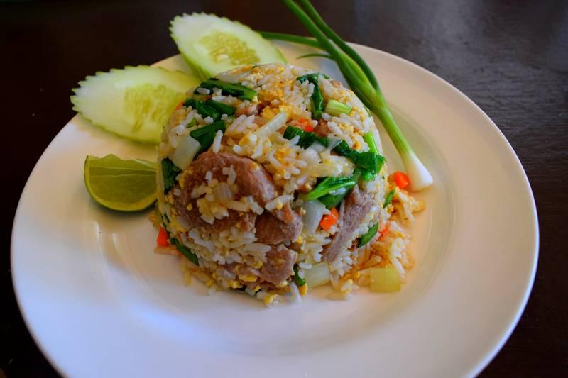nourriture thailande