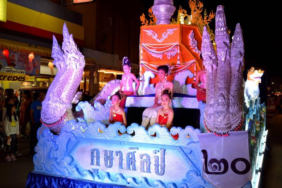 parade chiang mai