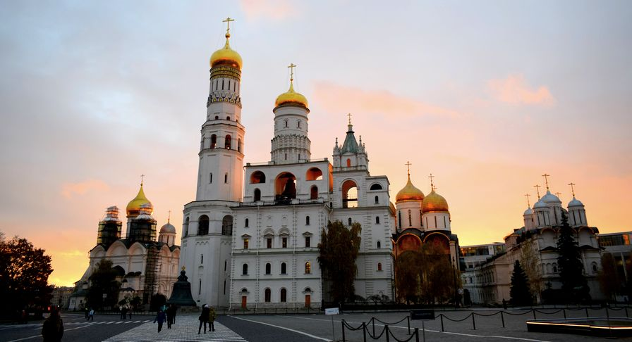 place des cathedrales kremlin