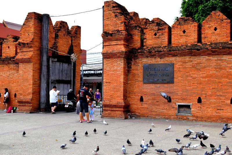 porte Thapae chiang mai