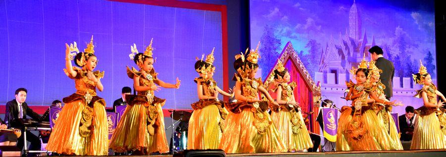 Spectacle Thaïlande