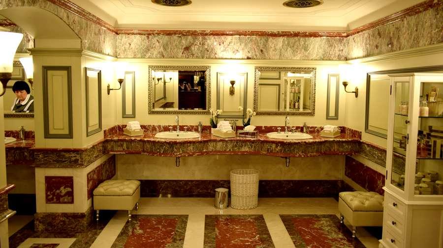 toilettes anciennes