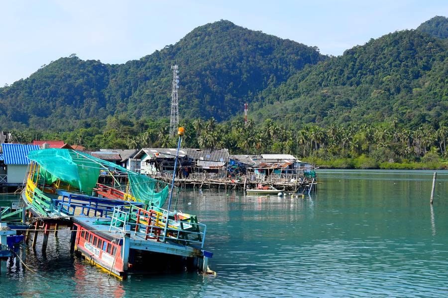village bang bao