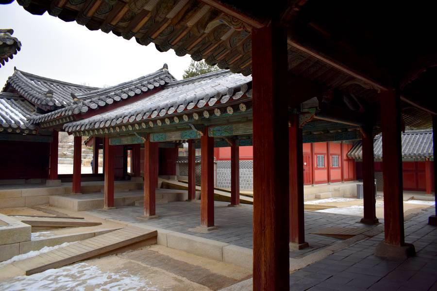 Palais Changgyeonggung seoul