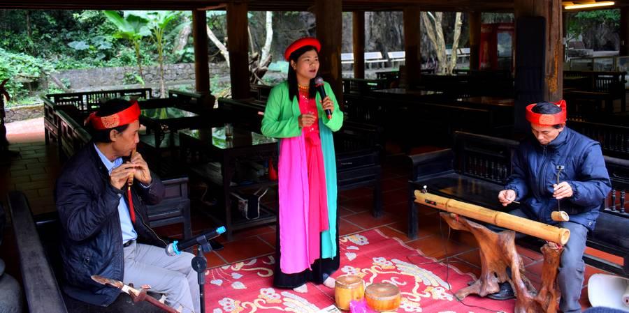 Chanteurs Vietnam