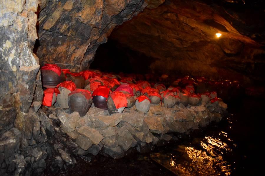grotte au vietnam