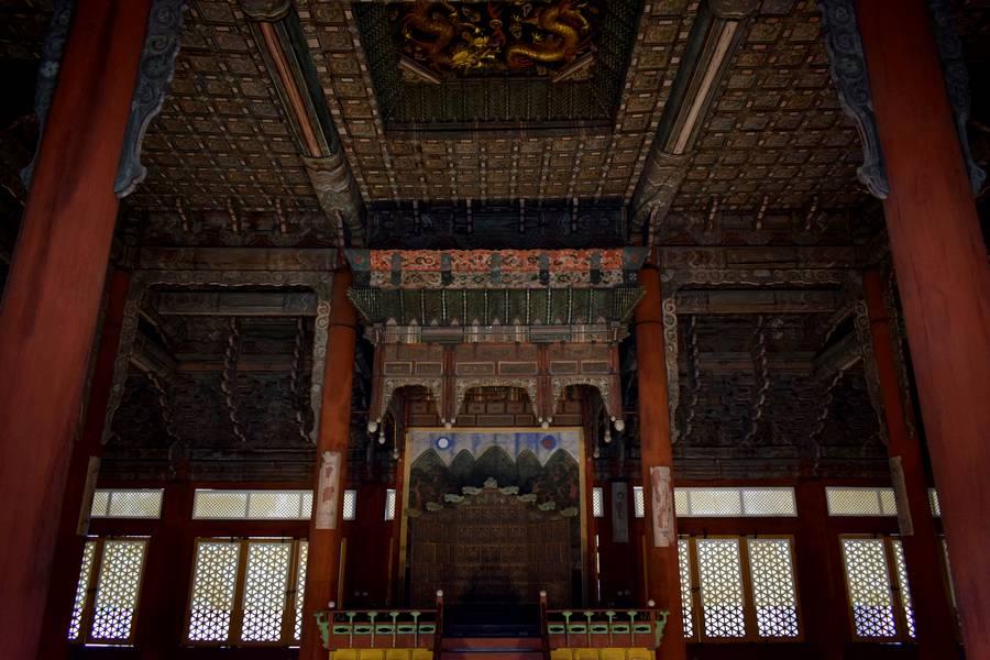 intérieur deoksugung
