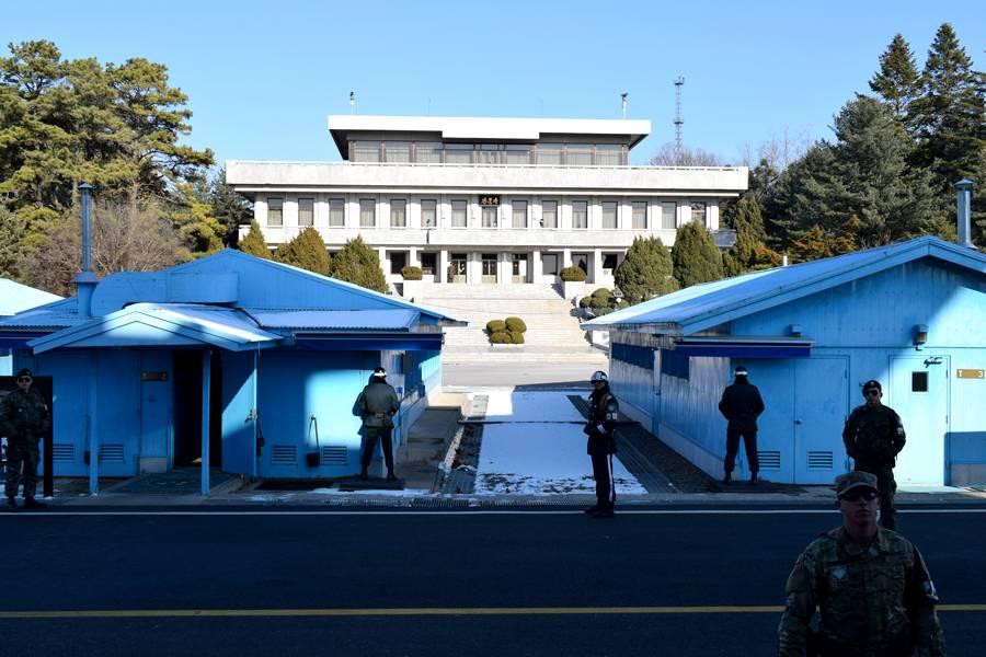 JSA Corée