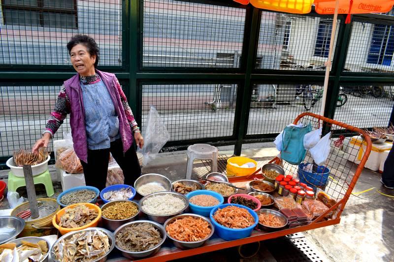 Marché village Tai O