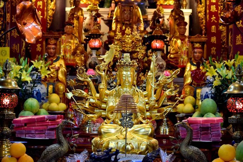 pagode vietnam