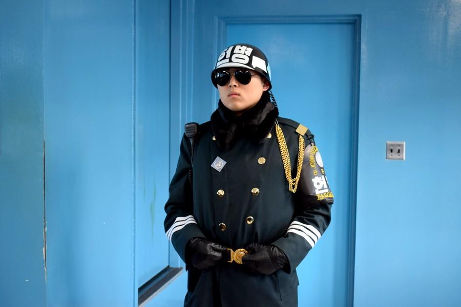 Soldat sud coréen