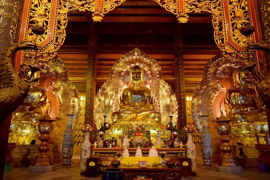 temple Bai Dinh