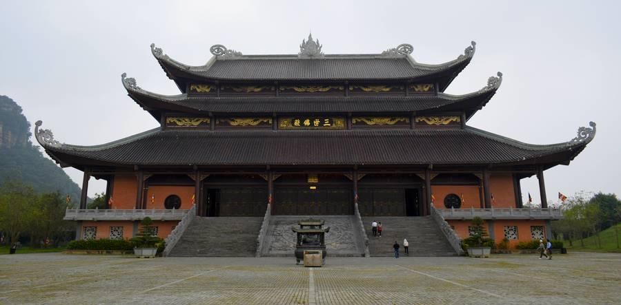 temple bai dinh vietnam