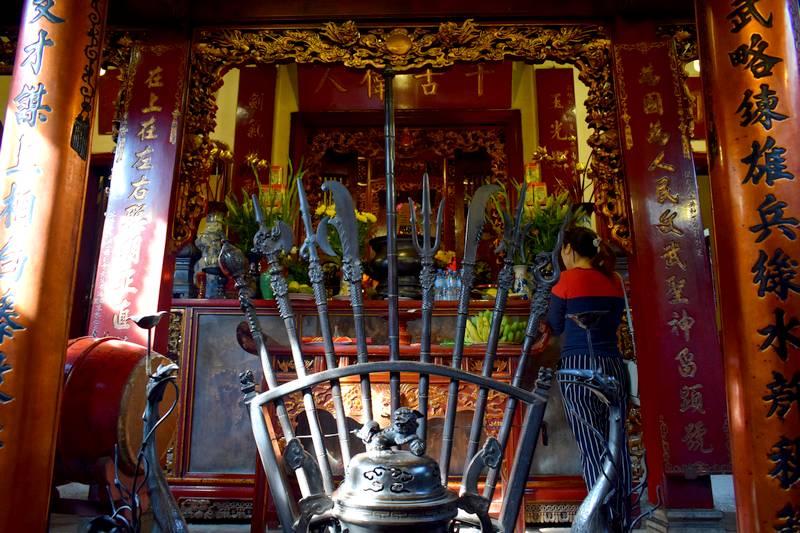 temple vietnam