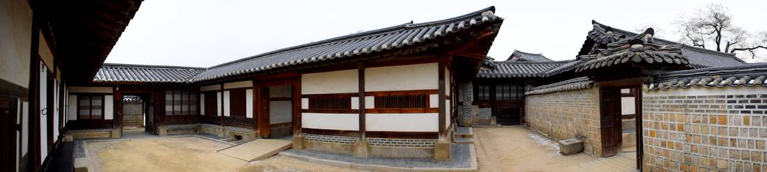 village Changdeokgung
