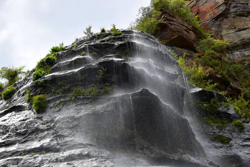 cascade leura
