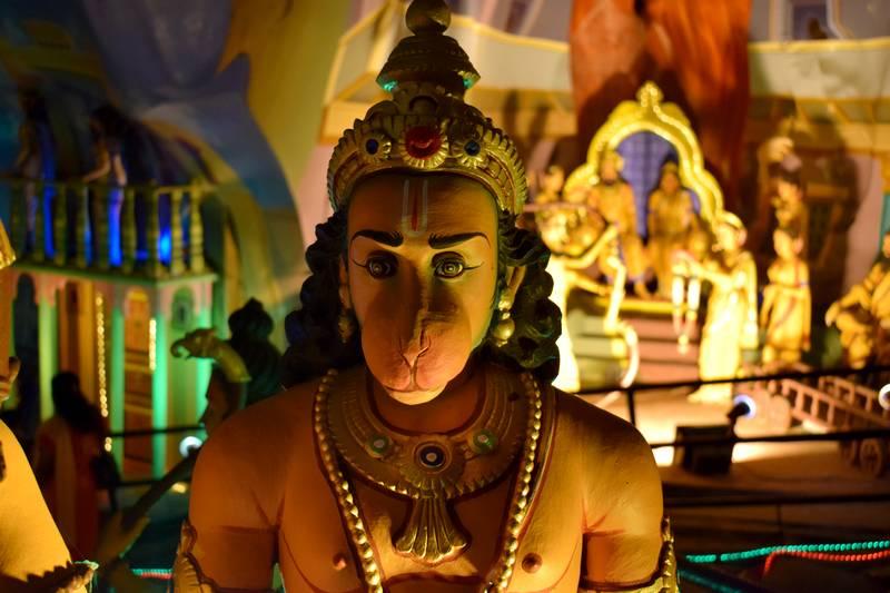 grotte Ramayana