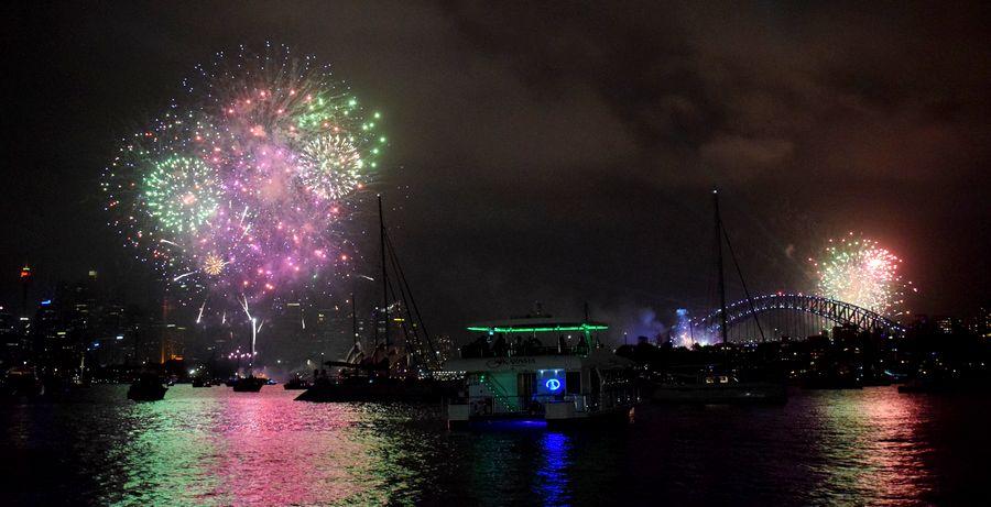 Jour de l'an Sydney