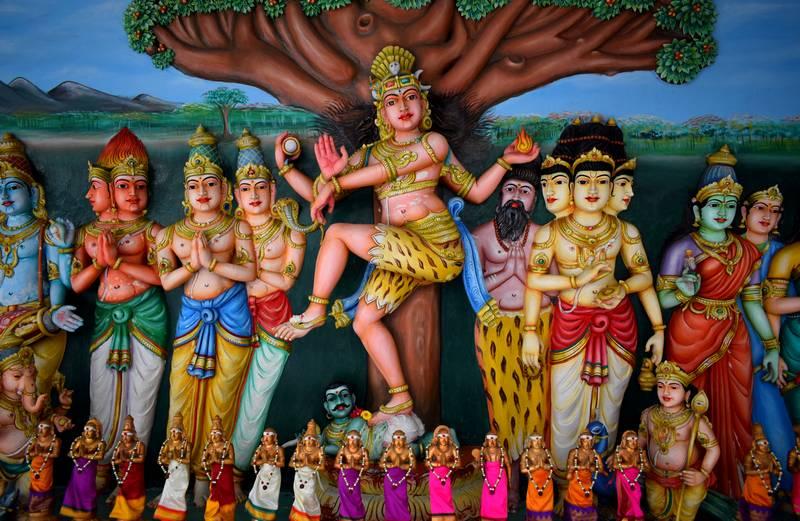 temple hindou kuala lumpur